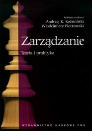 okładka Zarządzanie Teoria i praktyka, Książka |