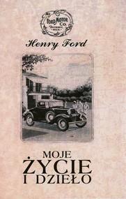 okładka Moje życie i dzieło, Książka   Ford Henry