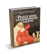 okładka Przez kraj czerwonego caratu, Książka | Hołówko Tadeusz