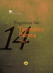 okładka Tajemnice Paryża t.1, Książka | Sue Eugeniusz