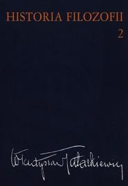 okładka Historia filozofii Tom 2 Filozofia nowożytna do roku 1830, Książka | Władysław  Tatarkiewicz