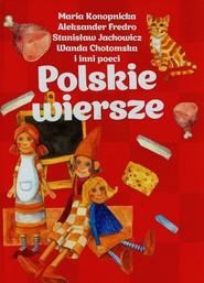 okładka Polskie wiersze, Książka | Maria Konopnicka, Aleksander Fredro, Stanisław Jachowicz