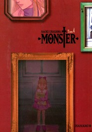 okładka Monster Tom 4, Książka | Urasawa Naoki
