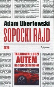 okładka Sopocki rajd, Książka   Ubertowski Adam