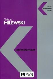 okładka Językoznawstwo, Książka | Milewski Tadeusz
