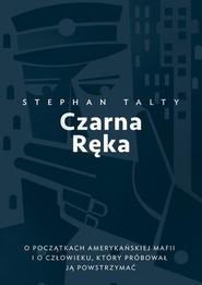 okładka Czarna Ręka, Książka | Talty Stephen