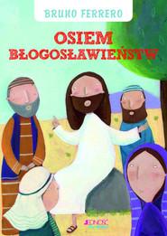 okładka Osiem błogosławieństw, Książka | Ferrero Bruno