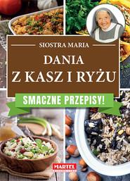 okładka Smaczna kuchnia Kasza i ryż, Książka |