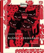 okładka Baśnie angielskie, Książka   Joseph Jacobs