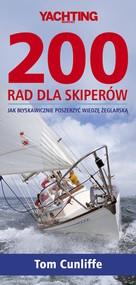 okładka 200 rad dla skiperów, Książka | Cunliffe Tom
