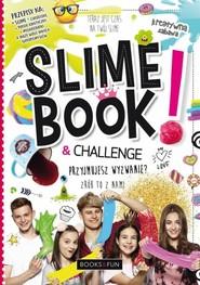 okładka Slime Book and Challenge, Książka | Kusz Jolanta