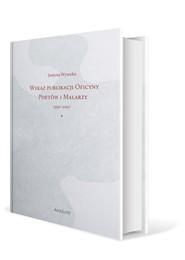 okładka Wykaz publikacji Oficyny Poetów i Malarzy 1950-2007, Książka | Wysocka Justyna