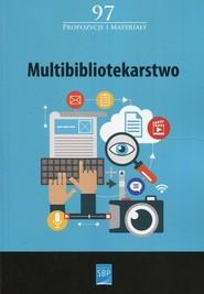 okładka Multibibliotekarstwo, Książka  