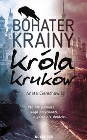 okładka Bohater Krainy Króla Kruków, Książka | Aneta  Cierechowicz