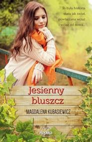 okładka Jesienny bluszcz, Książka   Magdalena Kubasiewicz