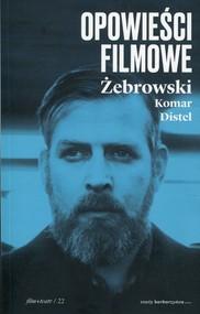 okładka Opowieści filmowe, Książka | Edward Żebrowski, Michał Komar