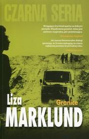 okładka Granice, Książka | Liza Marklund