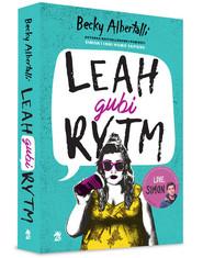 okładka Leah gubi rytm, Książka | Becky Albertalli