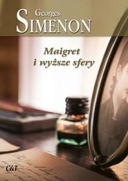 okładka Maigret i wyższe sfery, Książka | Georges Simenon