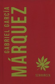 okładka Szarańcza, Książka | Gabriel Garcia Marquez