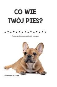 okładka Co wie Twój pies? Poznaj sposób rozumienia świata przez psa, Książka | Collins Sophie