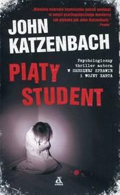 okładka Piąty student, Książka | John Katzenbach