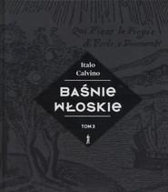 okładka Baśnie włoskie Tom 3, Książka | Calvino Italo