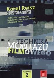 okładka Technika montażu filmowego, Książka |
