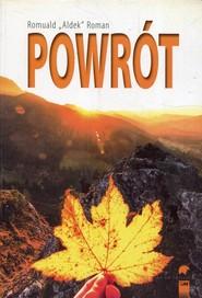 okładka Powrót, Książka | Romuald Aldek Roman