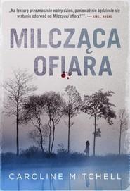 okładka Milcząca ofiara, Książka | Mitchell Caroline