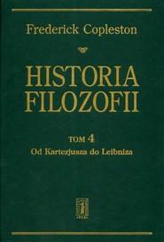 okładka Historia filozofii Tom 4 Od Kartezjusza do Leibniza, Książka | Copleston Frederick