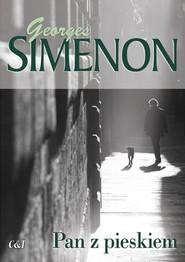 okładka Pan z pieskiem, Książka | Georges Simenon