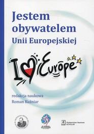 okładka Jestem obywatelem Unii Europejskiej, Książka |