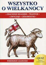 okładka Wszystko o Wielkanocy, Książka |
