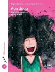 okładka Aga Jaga Muzyczne przygody Agaty Zubel, Książka | Dmitroca Zbigniew
