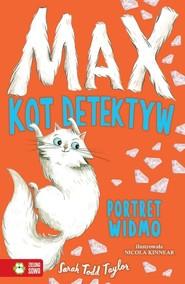 okładka Max Kot detektyw Portret widmo Tom 2, Książka | Todd Taylor Sarah