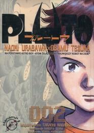 okładka PLUTO 2, Książka | Osamu Tezuka, Naoki Urasawa