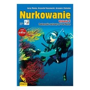 okładka Nurkowanie, Książka | Jerzy Macke, Krzysztof Kuszewski, Grzegorz Zieleniec
