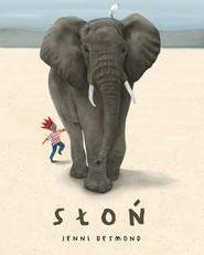 okładka Słoń, Książka | Desmond Jenni