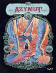 okładka Azymut tom 3 Antropotamy Nihilu, Książka | Wilfrid Lupano, Jean-Baptiste Andreae