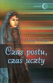okładka Czas postu, czas uczty, Książka   Anita Desai