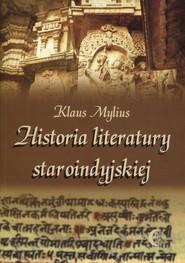 okładka Historia literatury staroindyjskiej, Książka | Mylius Klaus