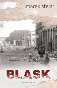 okładka Blask, Książka | Marek Stelar