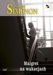 okładka Maigret na wakacjach, Książka | Georges Simenon