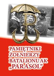 okładka Pamiętniki żołnierzy Batalionu AK, Książka |