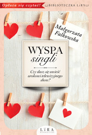 okładka Wyspa singli, Książka | Małgorzata Falkowska