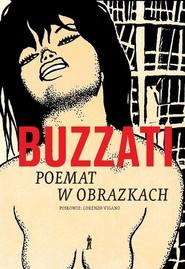 okładka Poemat w obrazkach, Książka | Buzzati Dino