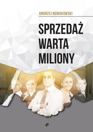 okładka Sprzedaż warta miliony, Książka | Nowakowski Andrzej