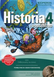 okładka Odkrywamy na nowo Historia i społeczeństwo 4 Podręcznik wieloletni Szkoła podstawowa, Książka | Antosik Renata