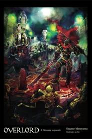 okładka Overlord 2 Mroczny wojownik, Książka | Maruyama Kugane